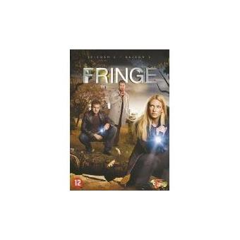 Fringe - Seizoen 2 DVD-Box