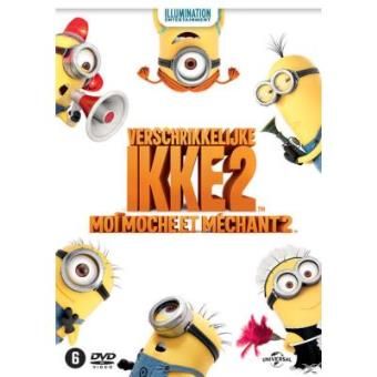 DESPICABLE ME 2-MOI MOCHE & MECHANT 2-BILINGUE