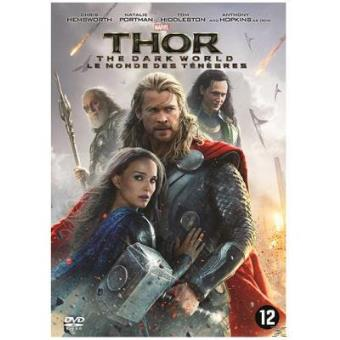 THOR 2-THE DARK WORLD-BILINGUE