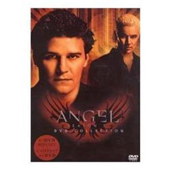ANGEL RESTAGE 5/BOX/6 DVD/BILINGUE