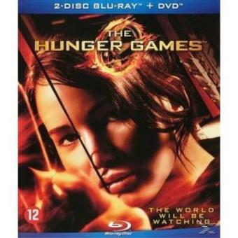 The Hunger Games - 2 Disc Bluray