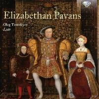 Elizabethan Pavans:Lute Music