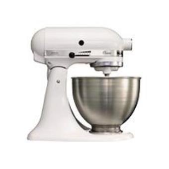 Kitchenaid Robot Classic 5K45SSEWH - White