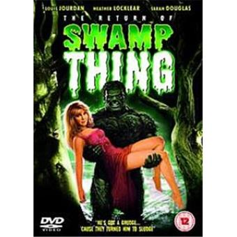RETURN OF THE SWAMP THING-VO