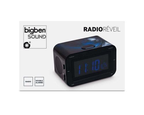 RADIO REVEIL FM PLL DECO FOOT