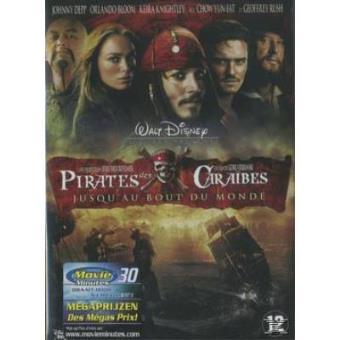 PIRATES DES CARAIBES 3-1 DVD-VF