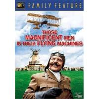 THOSE MAGNIFICIENT MEN IN THEIR FLYING MACHINES-CES MERVEILL
