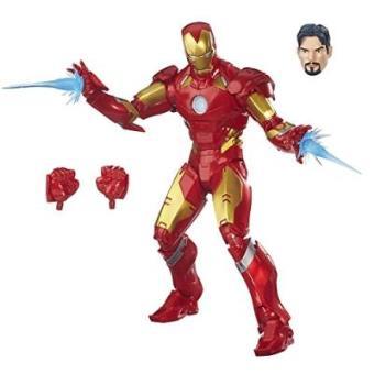 60 sur figurine marvel avengers legends iron man titan 30 cm autre figurine ou r plique. Black Bedroom Furniture Sets. Home Design Ideas