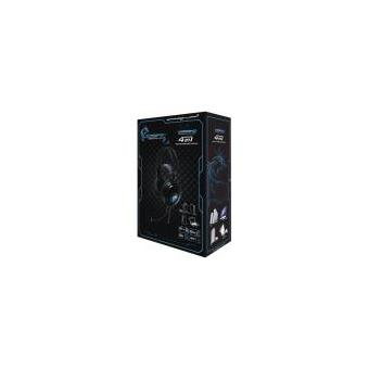 Dragon War 41297 Casque Gaming Noir Accessoire Console De Jeux