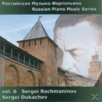 Russian Piano Music Serie