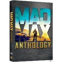 MAD MAX ANTHOLOGY-4DVD-BIL