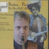 Boston Paris The elisa hall collection