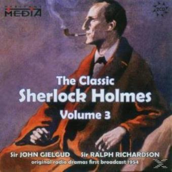 SHERLOCK HOLMES COLLECTION VOL.2/2CD