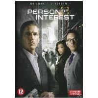 Person Of Interest - Seizoen 1 DVD-Box