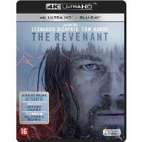 The Revenant Steelbook Blu-ray 4K Ultra HD