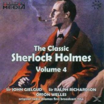 SHERLOCK HOLMES COLLECTION VOL.4/2CD