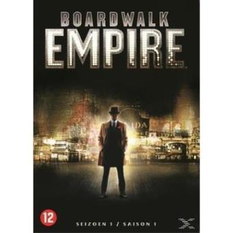 Boardwalk Empire - Seizoen 1 DVD-Box