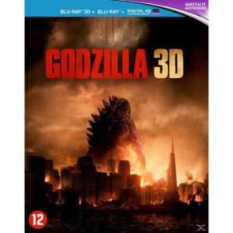 B-GODZILLA 3D-2D-BILINGUE