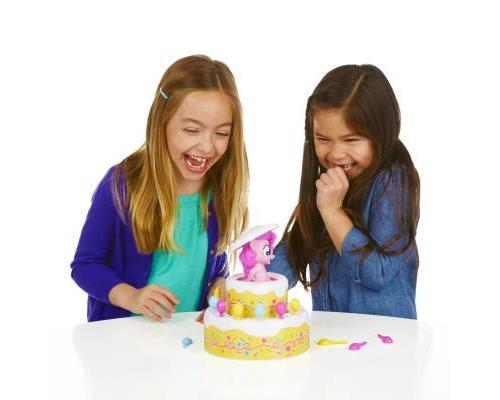 Jeu de société Mon petit poney : L'anniversaire surprise de Pinkie Pie Hasbro