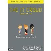 IT-CROWD 1-4-BOX-4 DVD-VN