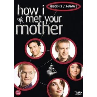 HOW I MET YOUR MOTHER 3-3 DVD-BILINGUE