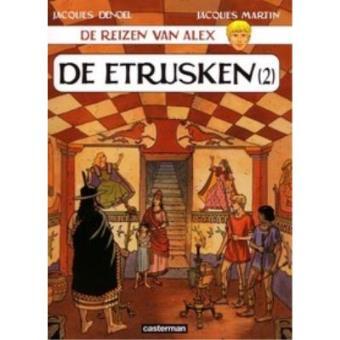 REIZEN VAN ALEXDe Etrusken, deel 2