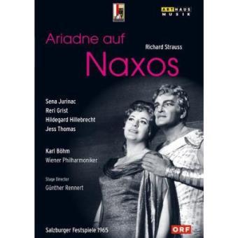 ARIADNE AUF NAXOS, SALZBURG 1965