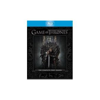 GAME OF THRONES S.1 (5BD) (IMP)