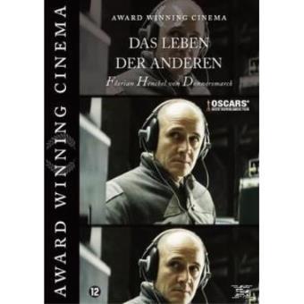 DAS LEBEN DER ANDEREN (DVD) (IMP)