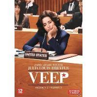 Veep - Seizoen 2 - 2 Disc DVD