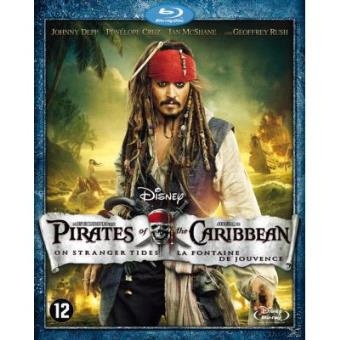B-PIRATES OF THE CARIBBEAN-ON STRANGER TIDES-BILINGUE