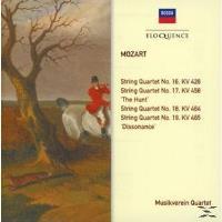 String quartets Numéros 16-19