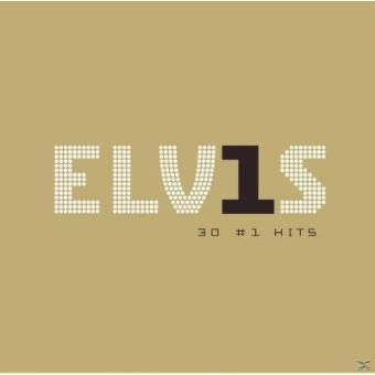 Elvis 30 number 1 Hits Double Vinyle
