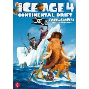 ICE AGE 4-AGE DE GLACE 4-BILINGUE