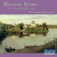 Russische Klavierraritäten