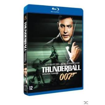 007 - Operação Relâmpago - Blu-ray Importação