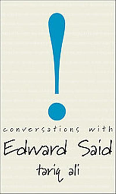 Conversations With Edward Said, Conversations With