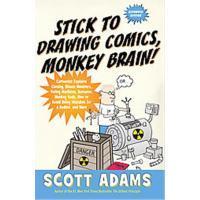 Stick to drawing cómics monkey