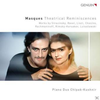 MASQUES THEATRICAL REMINISCENCES