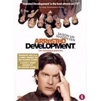 ARRESTED DEVELOPMENT 1/LES NOUVEAUX PAUVRES 1/3 DVD/BILINGUE