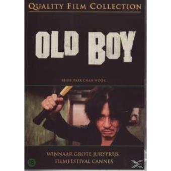 OLD BOY (DVD)(IMP)