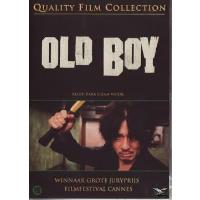 OLD BOY (DVD)(IMP)
