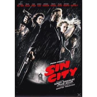 SIN CITY (DVD)(IMP)