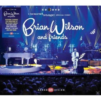 Brian Wilson & Friends Inclus DVD bonus