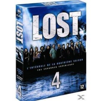 Lost - Seizoen 4 DVD-Box