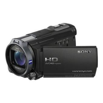 Sony Handycam HDR-CX730E - caméscope - Carl Zeiss - stockage : carte Flash