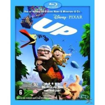 Up - 2 Disc Bluray