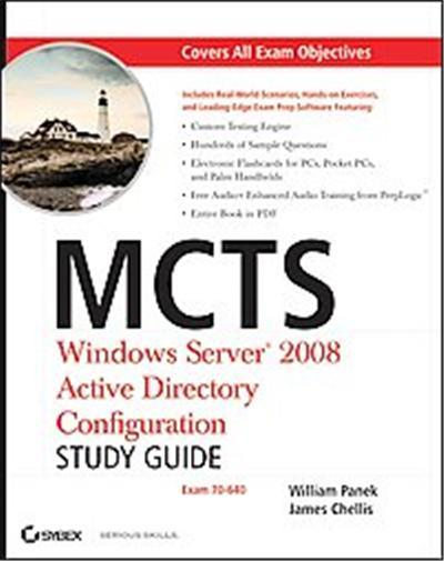 MCTS Windows Server 2008 Active Directory Configuration