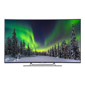TV Sony KD65S8505C Android UHD 4K 3D Incurvée