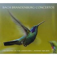 BRANDENBURG CONCERTOS/2CD